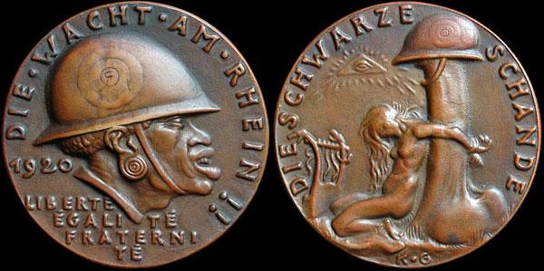 medaille de Karl Goetz K-262610