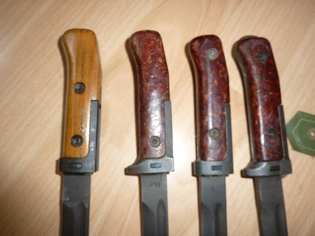 QQ baionnettes tchécoslovaques vz58 de Samopal P1520811
