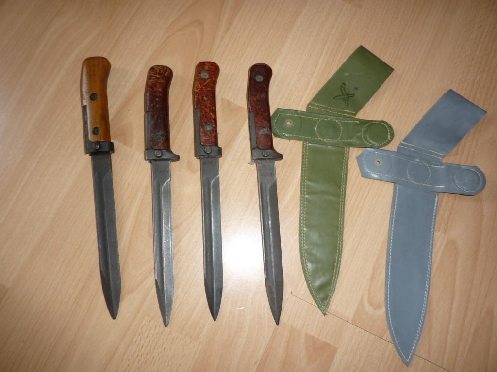 QQ baionnettes tchécoslovaques vz58 de Samopal P1520812