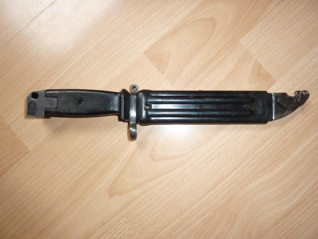 Baïonnette yougoslave 6h5 P1560011
