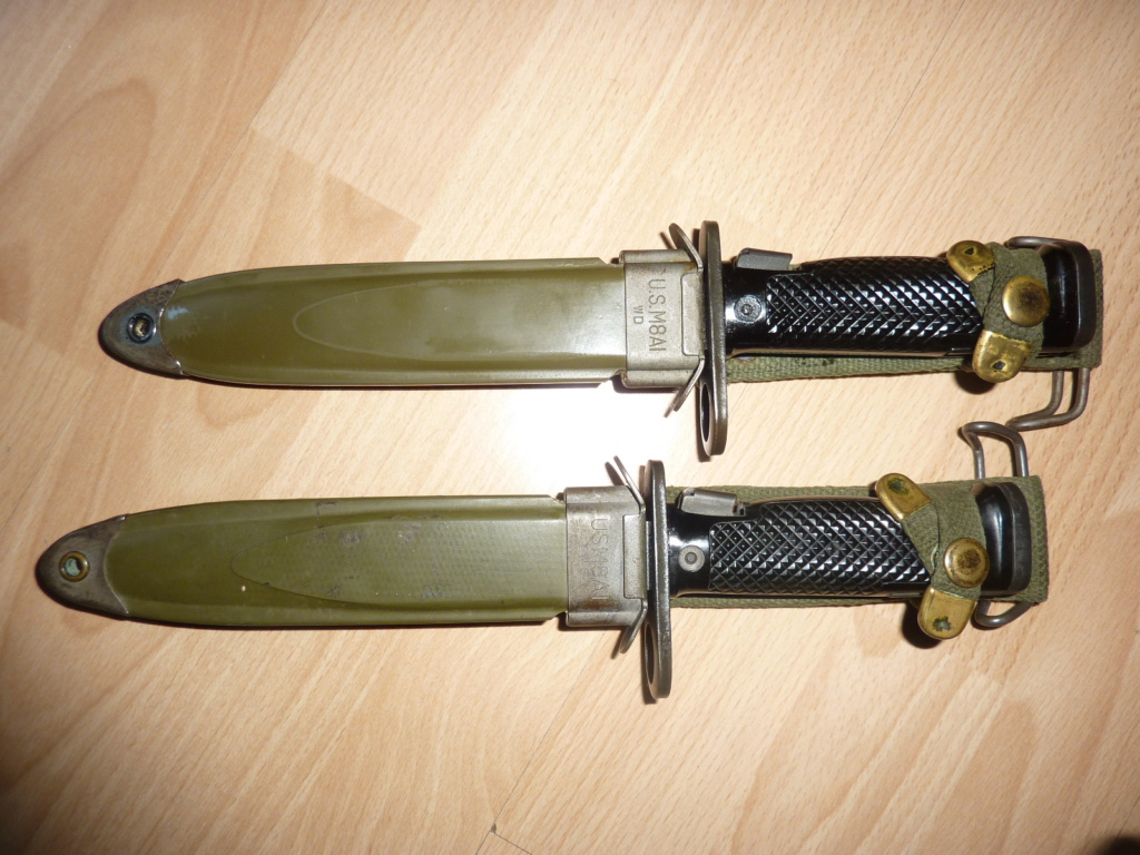 QQ baionnettes ( 2 ) US M6 P1560610