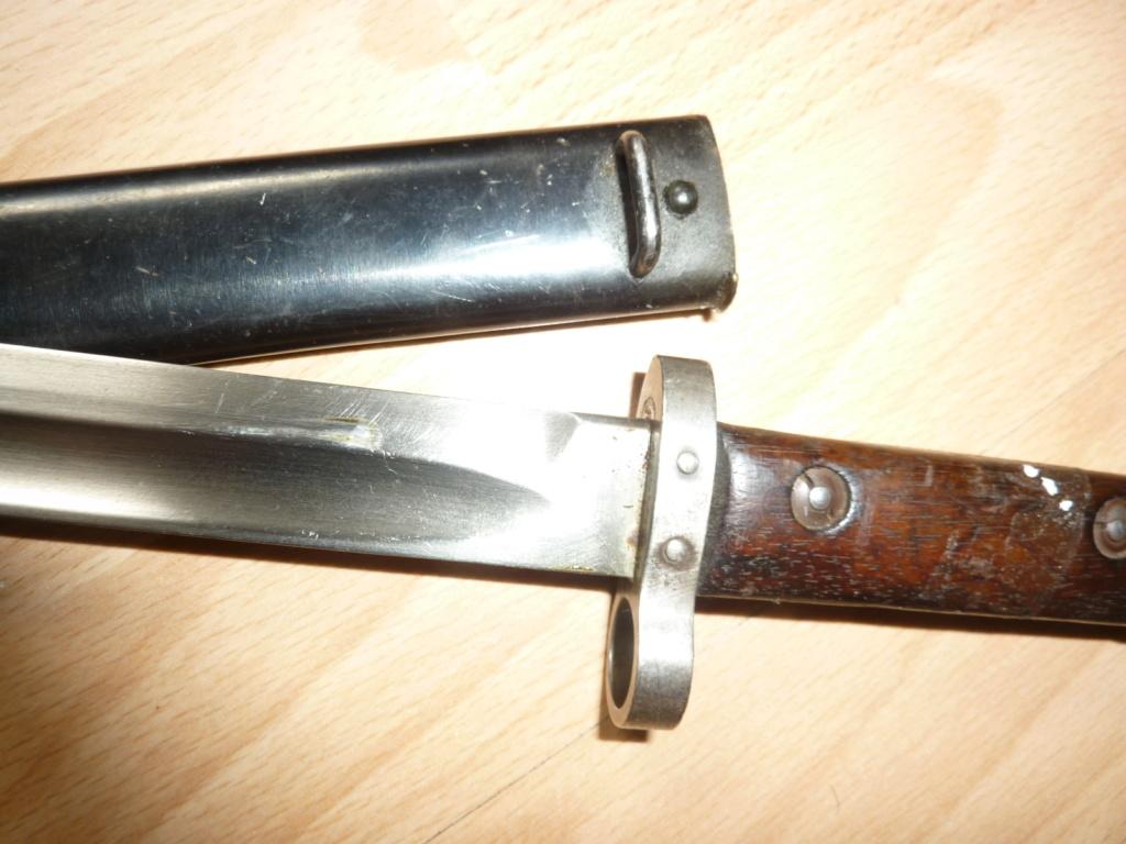 Baionnette Mauser Tchèqoslovaque vz23 contrat pour Perse ( Iran ) Vz23_012