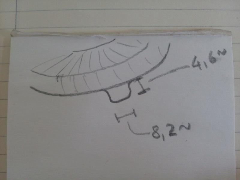 dimensioni campana frizione motosega dolmar ps 5105/4600 Img_2101