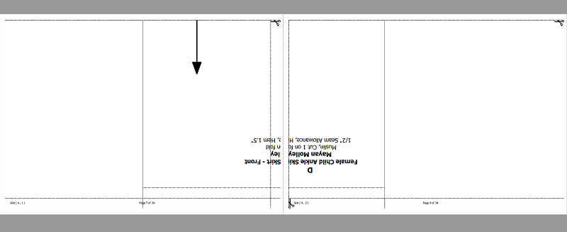 Layout Margins being ignored...problems creating tiled PDF Tiledp11