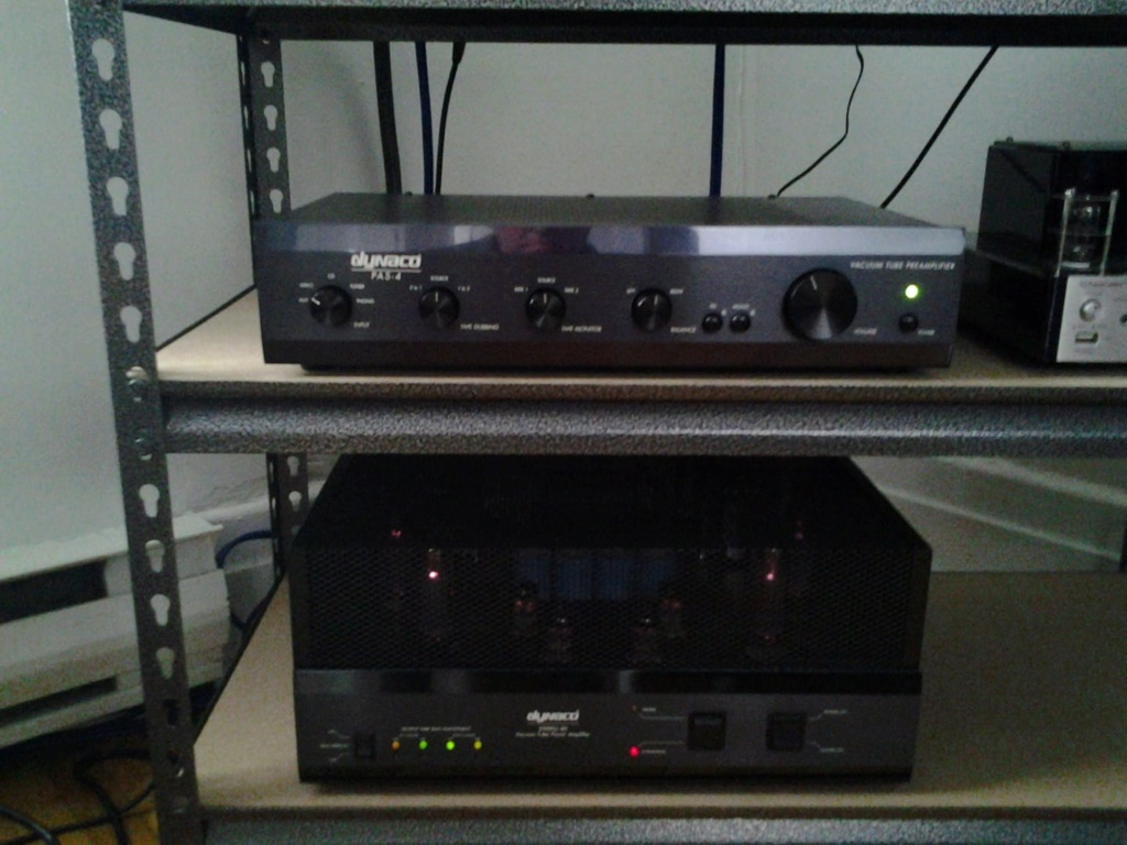 The Dynaco (Panor) ST-80 and ST-160 tube amps of the mid '90's 50830610