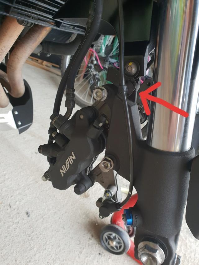 Démontage roue avant 20190213