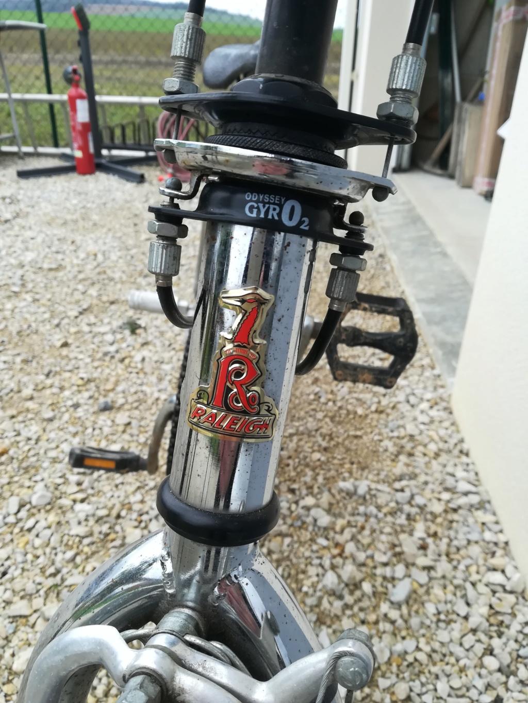 BMX RALEIGH GIRO 2 FREESTYLE CHROME  Img_2011