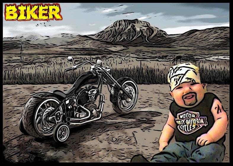 Biker et fier de l'être - Page 15 12841210