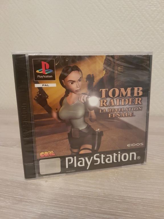 [VENTE] Jeux PS1 et PSP sous Blister + Accessoires 20200915