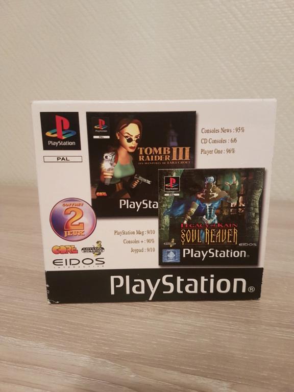 [VENTE] Jeux PS1 et PSP sous Blister + Accessoires 20200919