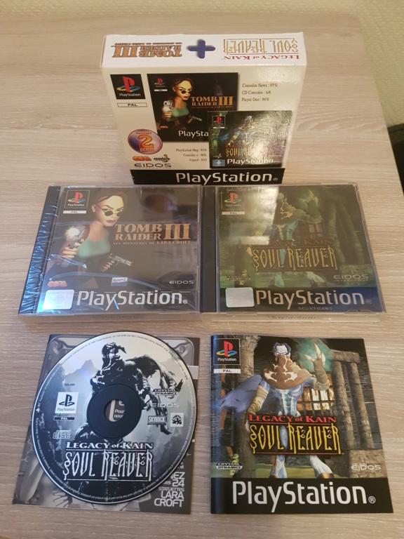 [VENTE] Jeux PS1 et PSP sous Blister + Accessoires 20200921