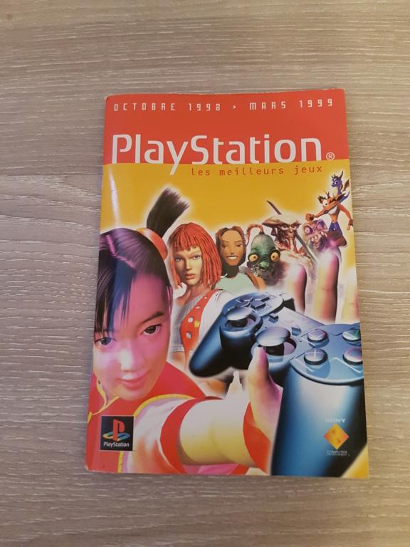 [VENTE] Jeux PS1 et PSP sous Blister + Accessoires 20200922