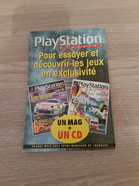 [VENTE] Jeux PS1 et PSP sous Blister + Accessoires 20200923
