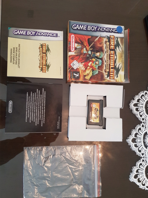 [VENTE] Fire Emblem The Sacred Stones GBA Complet 20210316