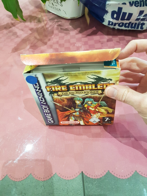 [VENTE] Fire Emblem The Sacred Stones GBA Complet - Page 2 20210317
