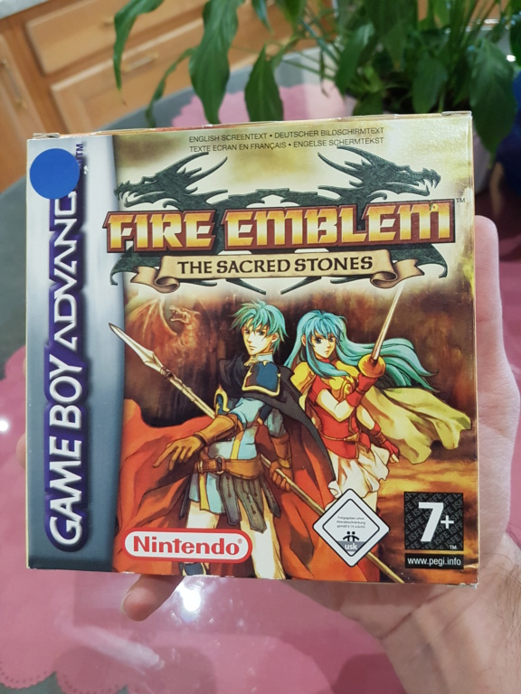 [VENTE] Fire Emblem The Sacred Stones GBA Complet - Page 2 20210318