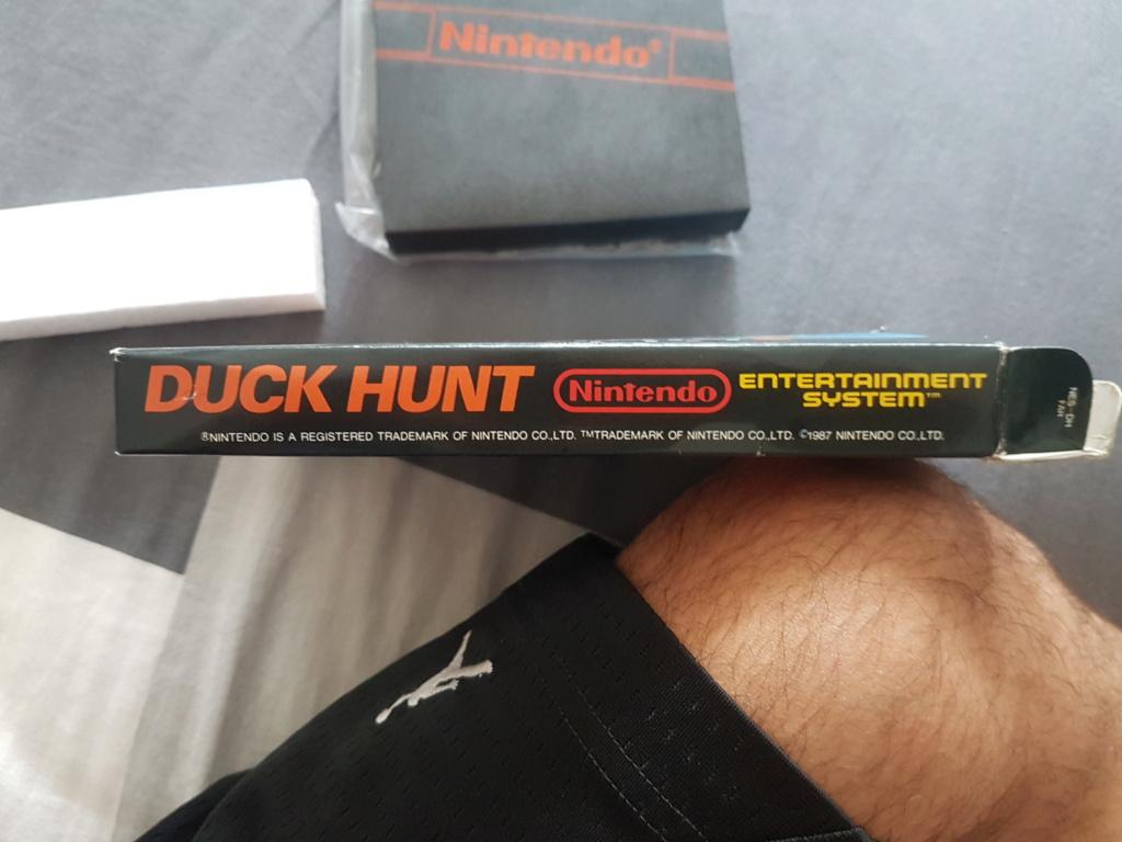 [EST] Duck Hunt FAH quasi neuf full complet 20210712