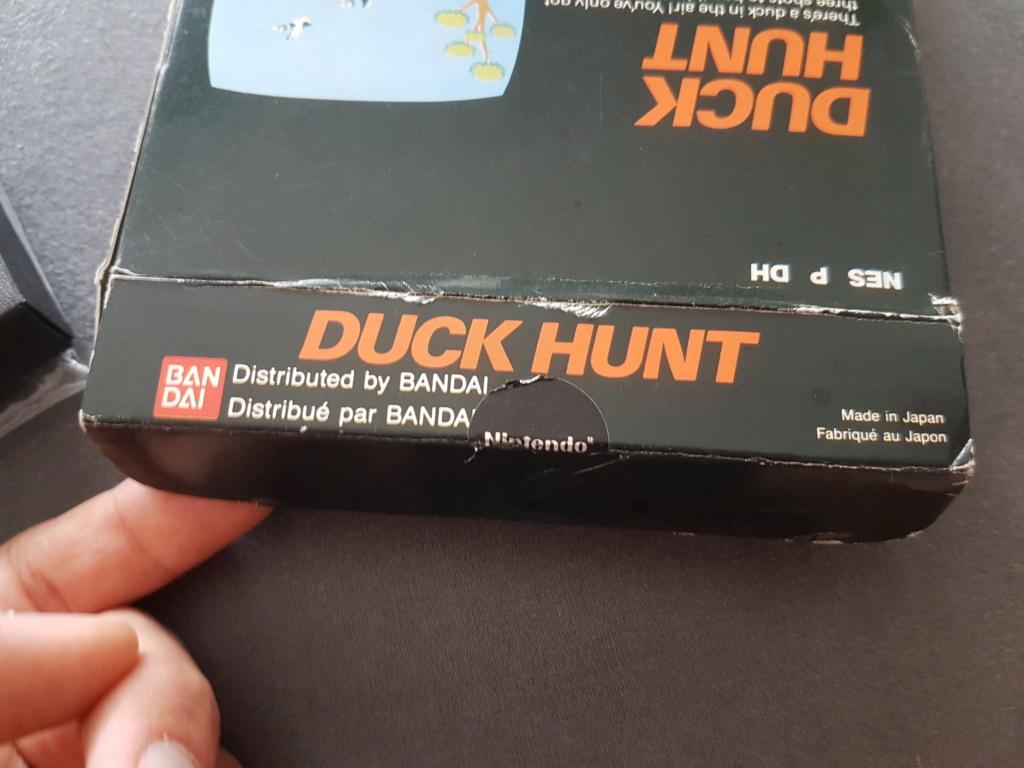 [EST] Duck Hunt FAH quasi neuf full complet 20210715