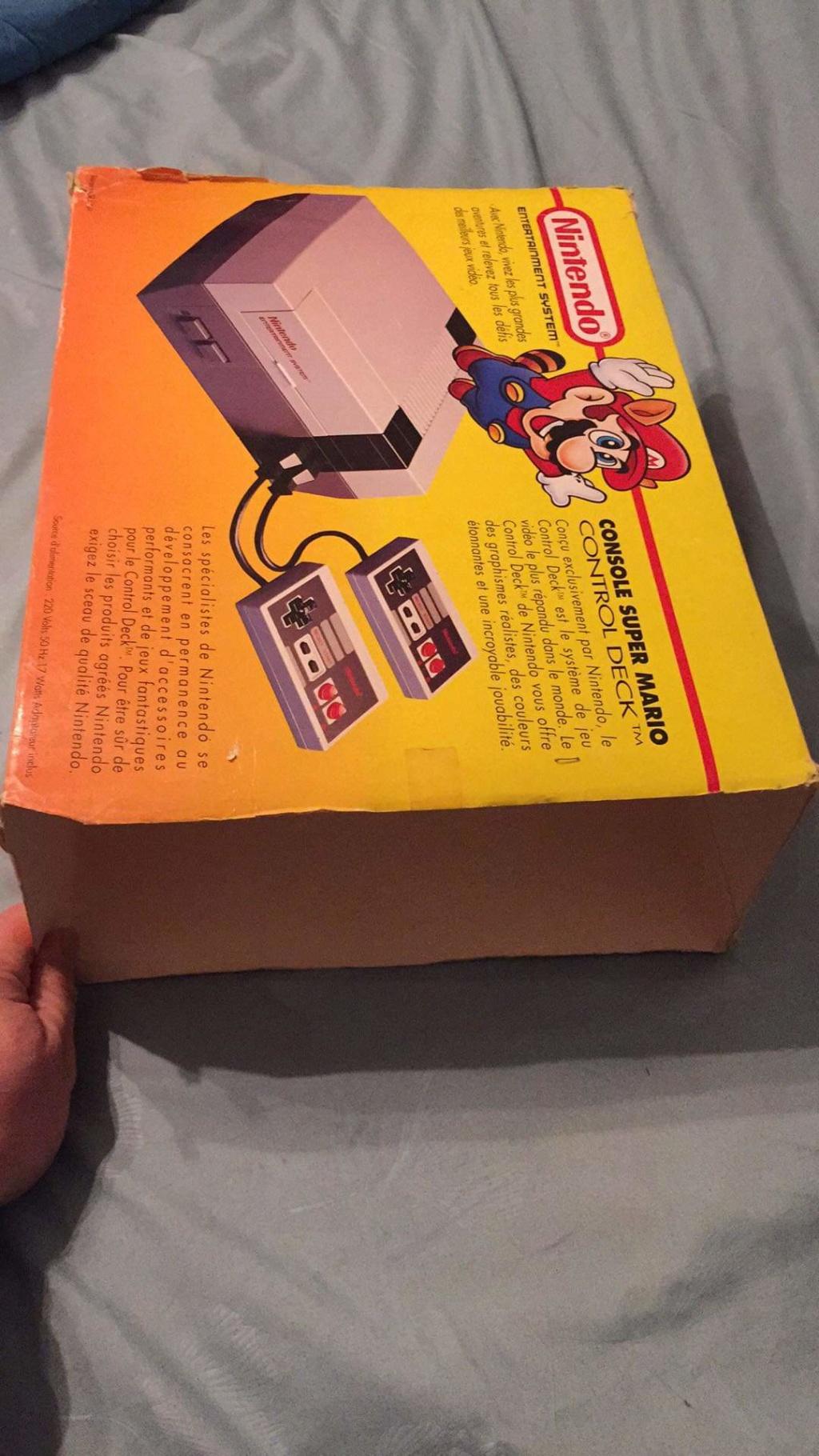 [Achat] Pack Nes Super Mario Bros 3  Receiv25