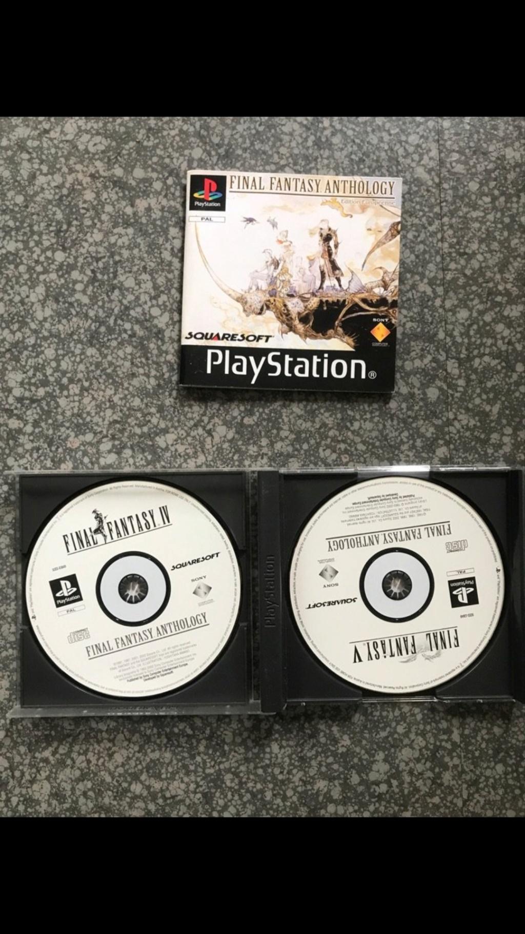 [Estimation] Final Fantasy, Ico, Drakengard, Unlimited Saga etc .. Screen36