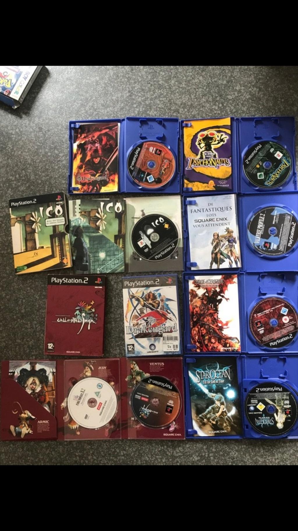 [Estimation] Final Fantasy, Ico, Drakengard, Unlimited Saga etc .. Screen43