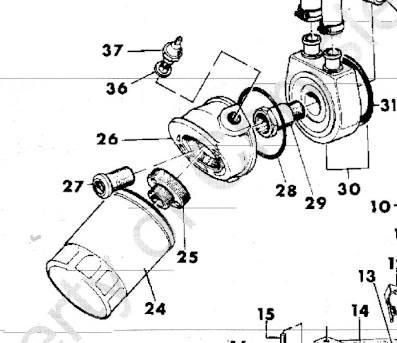 S2 pièce entre le fitre a huile et le refroidisseur  Fitre_11