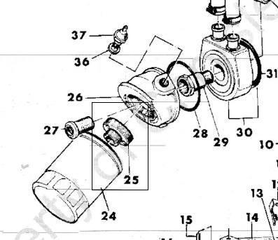 Vis de filte a huile S2 Urgent  Fitre_12