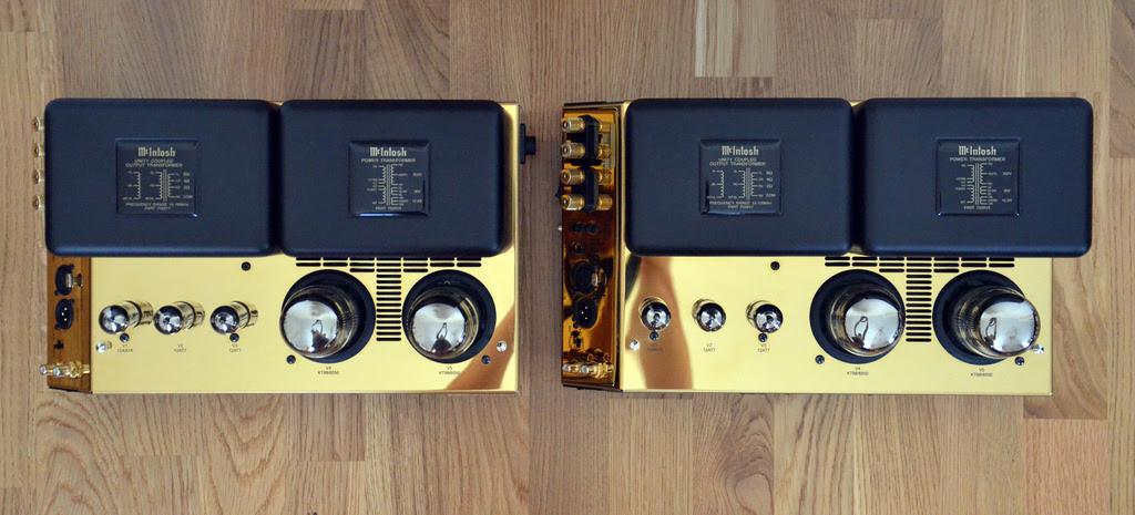 McIntosh MC75. Gold Limited Edition 4,465.01 USD 810