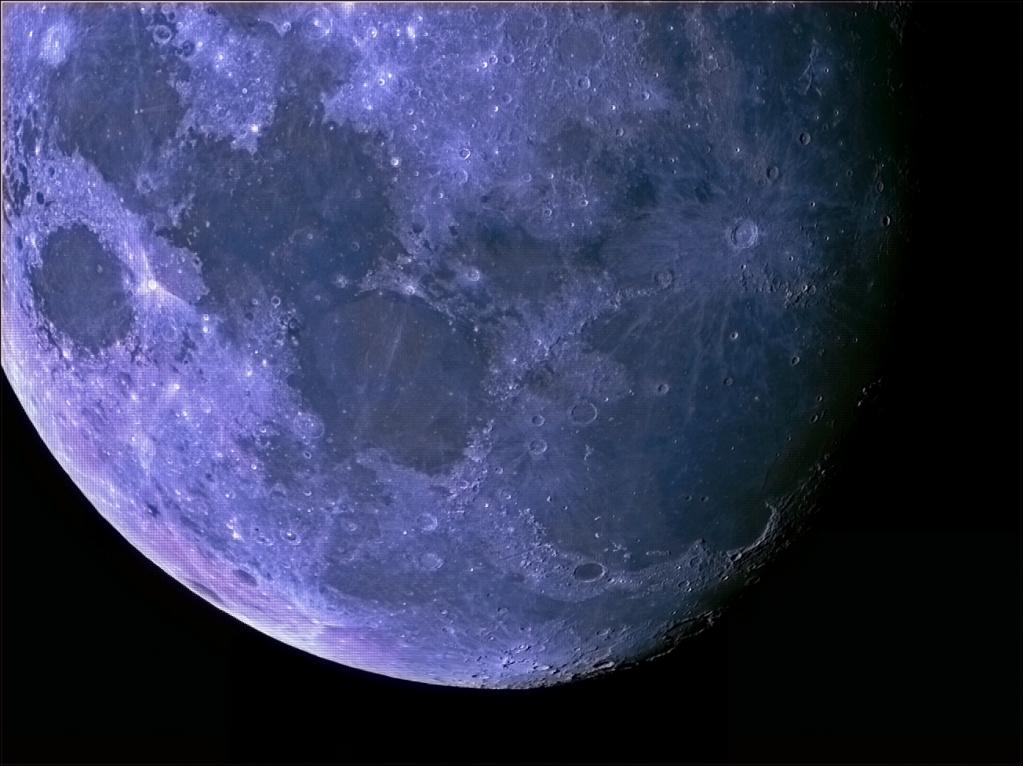 lune couleur 22354910