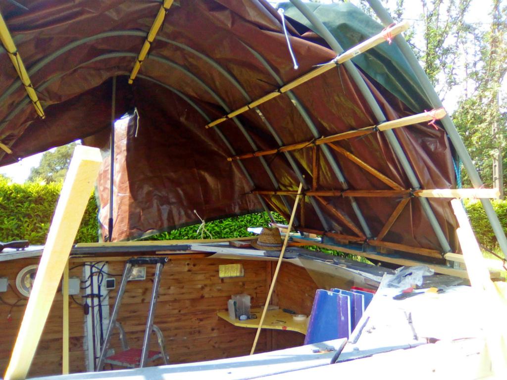 renovation de mon viel observatoire Bbbbbb10