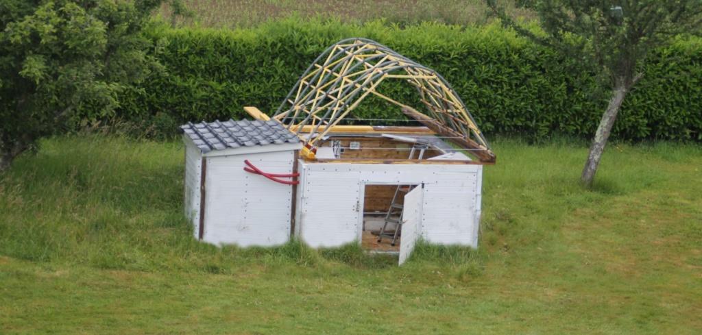 renovation de mon viel observatoire Captur10