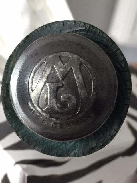 Matraque télécopique  métal  West Germany Img_2310