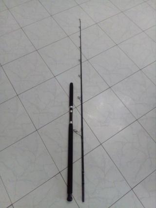 [Vendo][Usato]Praticamente nuove Daiwa Saltist e Shimano Speedcast Img_2013