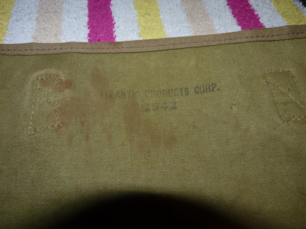 authentification musette US model 1936 P1070232