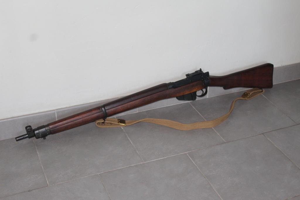 Lee Enfield n°4 mk1* de 1944 fabriqué à Long Branch Img_4621