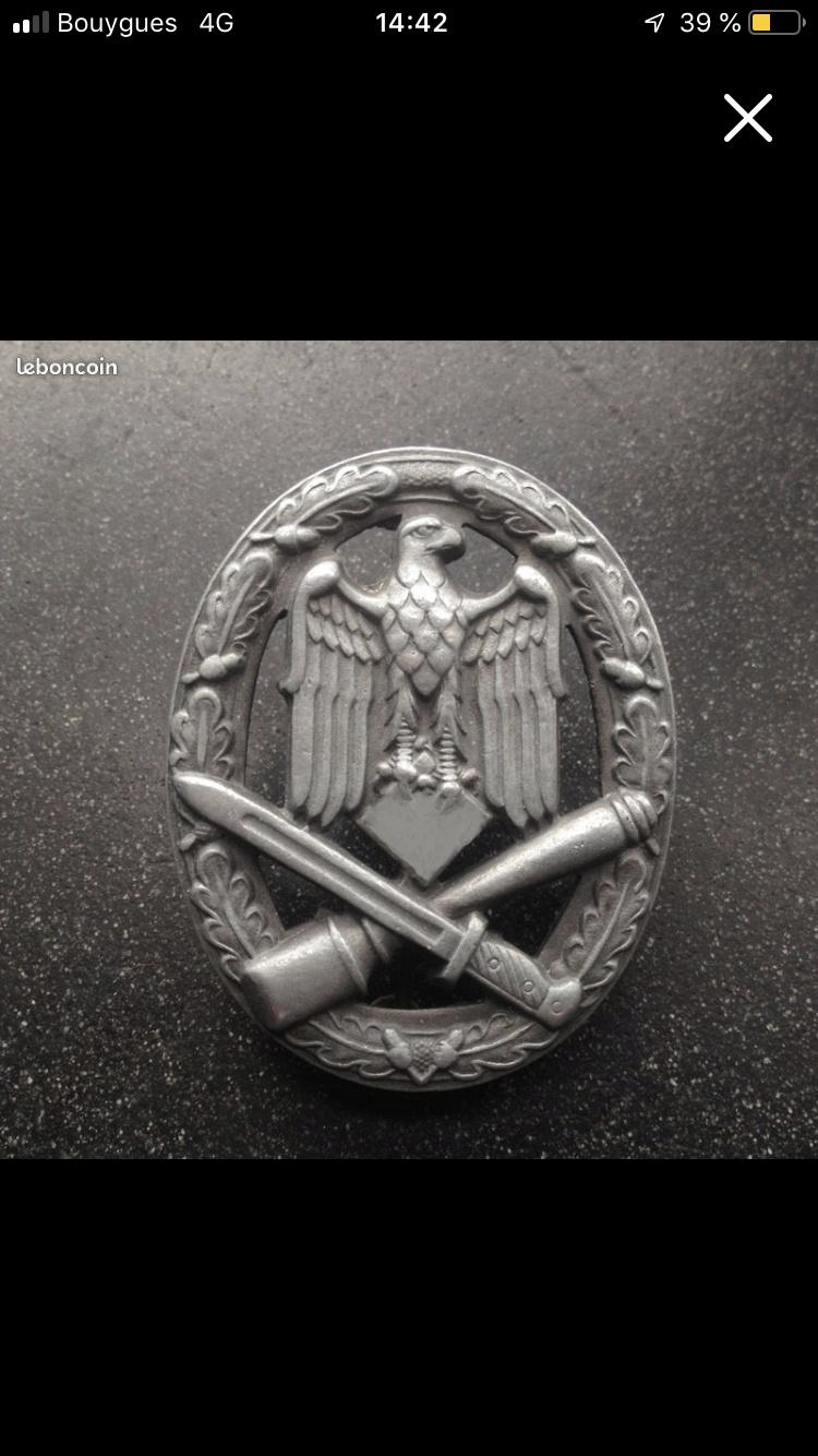 Insigne assaut general 2d0f5e10