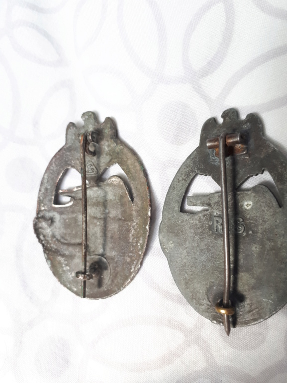 Badge Panzer Souval & Scholtze  33139411