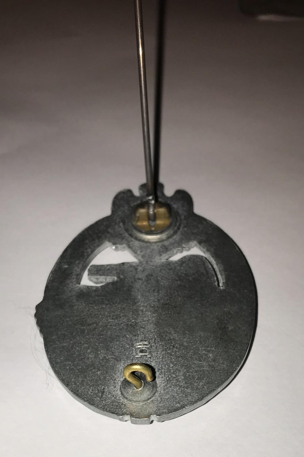 Badge panzer Aurich 95f31a10
