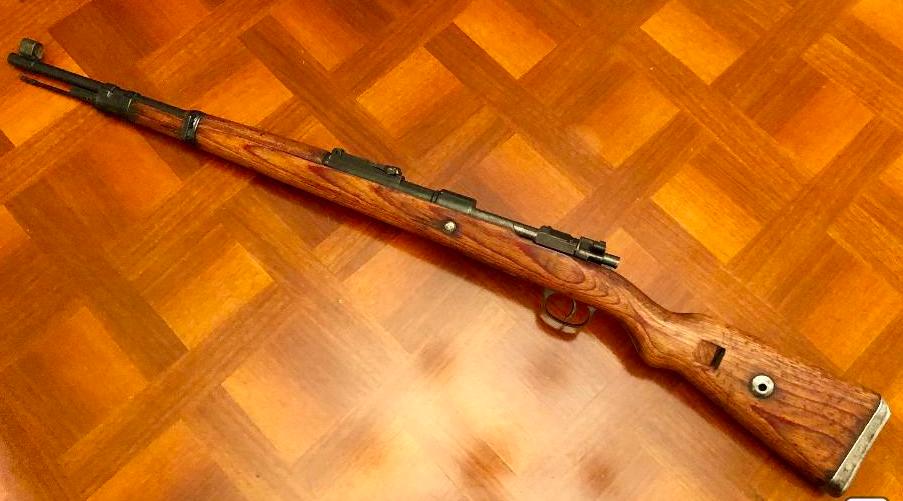 Mauser 98k Captur53