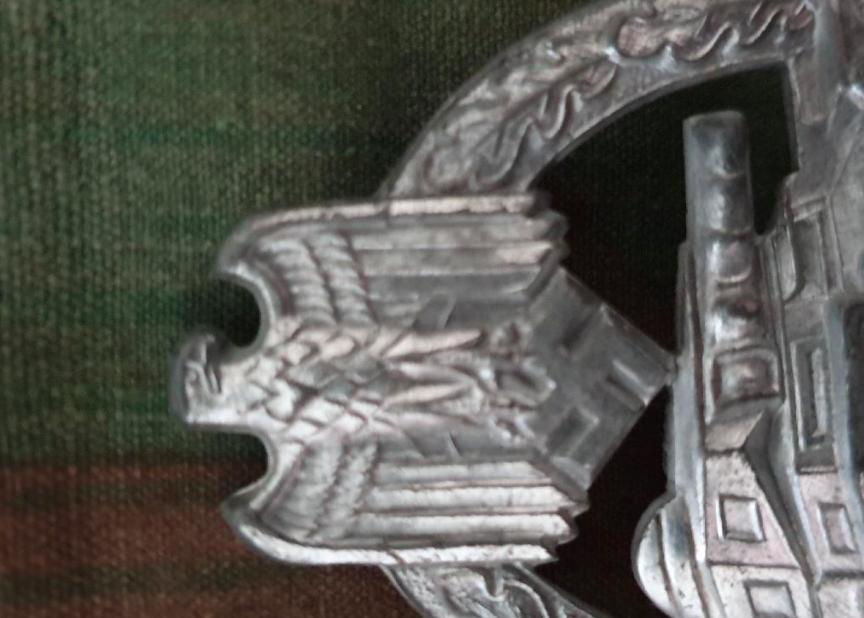 Badge Panzer Captur93