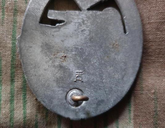 Badge Panzer Captur94