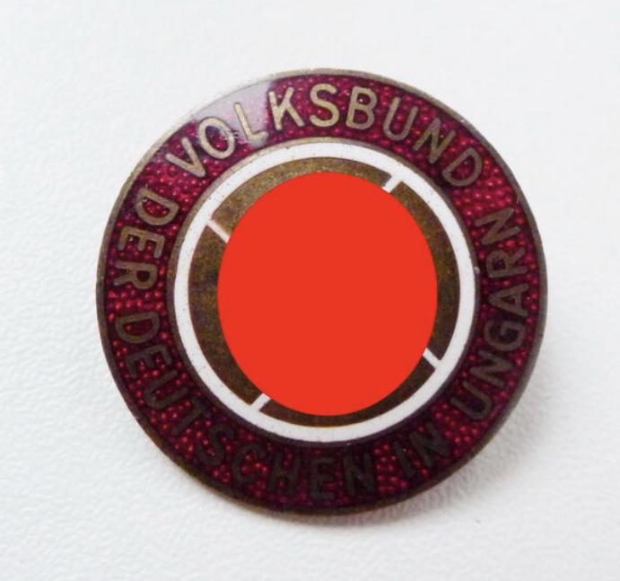 Badge du parti Hongrois Ea453410