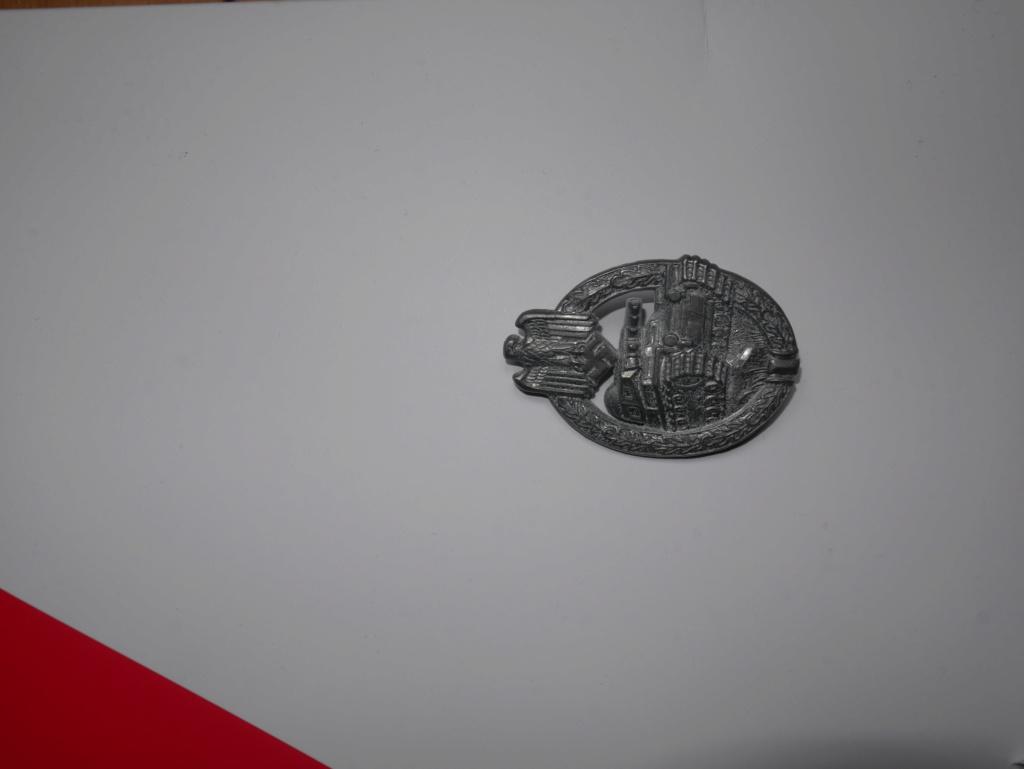 Badge panzer Aurich P1020917