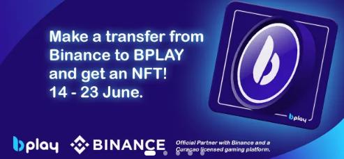 Airdrop od Binance/BPLAY - zgarnij NFT! Bplay_10