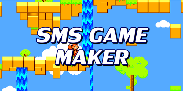 SMS Game Maker Title10