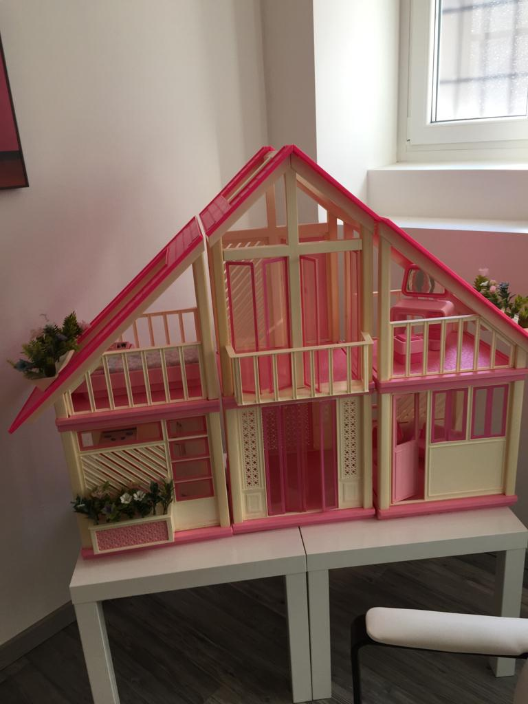 barbie - CERCO CASA DI BARBIE DREAM HOUSE 1983 Ae0b1c10