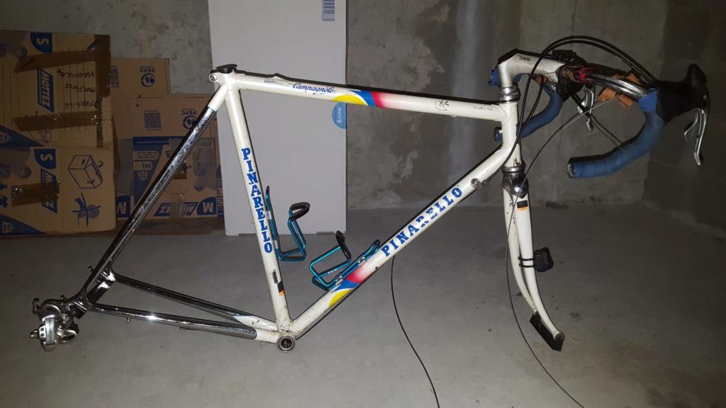 pinarello - Pinarello Vuelta 1997 20190630