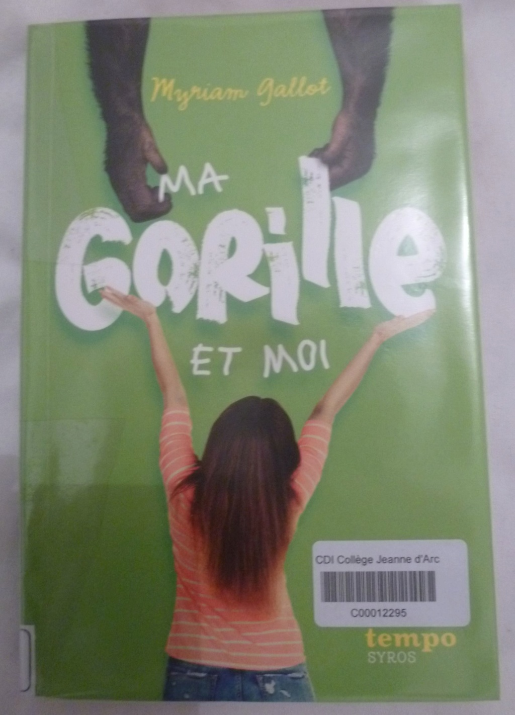 Queudver                                      Gorill10