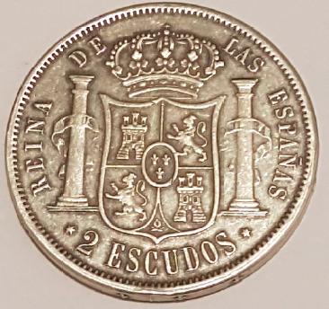 Pregunta sobre reales y escudos isabelinos falsos Captur15