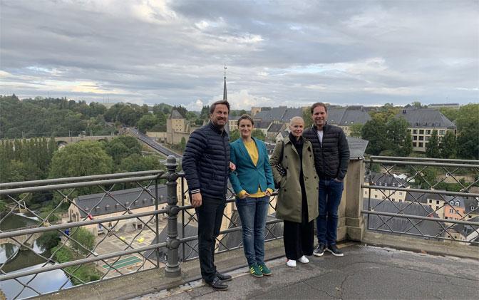 PREMIJER Luksemburga s PARTNEROM u posjeti kod ANE BRNABIĆ I NJENE PARTNERICE  Luksem11